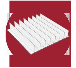 Corrugated Radiator